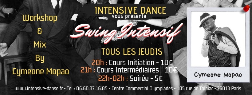Cours Swing